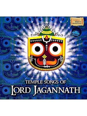 Temple Songs of Lord Jagannath (Audio CD)
