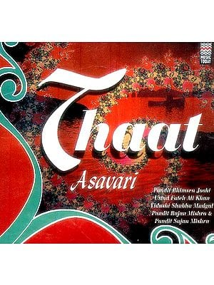 Thaat Asavari (Audio CD)