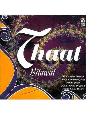 Thaat Bilawal (Audio CD)
