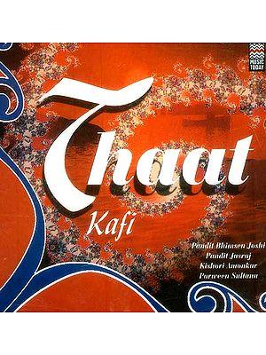 Thaat Kafi (Audio CD)