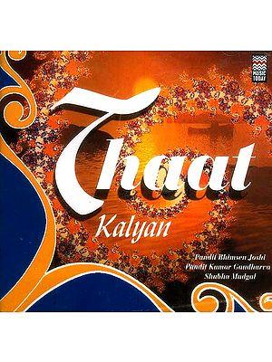 Thaat Kalyan (Audio CD)