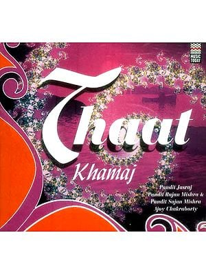 Thaat Khamaj (Audio CD)