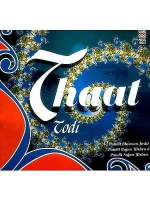 Thaat Todi (Audio CD)