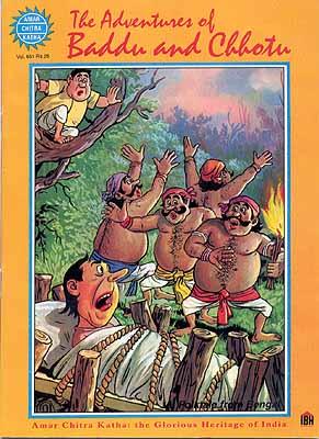 The Adventure of Baddu and Chhotu