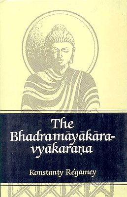 The Bhadramayakara vyakarana