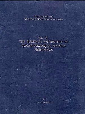 The Buddhist Antiquities of Nagarjunakonda