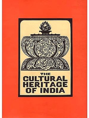 The Cultural Heritage of India (Volume III - The Philosophies)