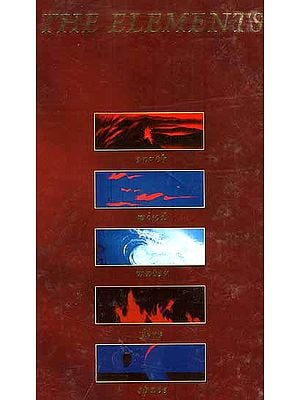 The Elements Earth Wind Water Fire Space (Set of Five Audio CDs)