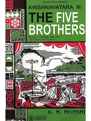 The Five Brothers (Krishnavatara Vol. III)