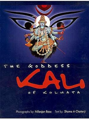 The Goddess Kali of Kolkata