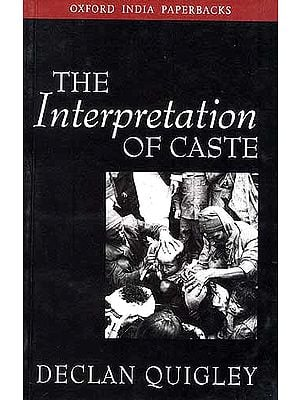 THE INTERPRETATION OF CASTE