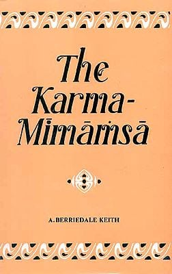 The Karma-Mimamsa
