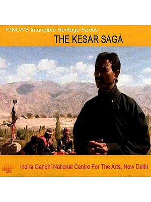 The Kesar Saga: Intangible Heritage Series (DVD)