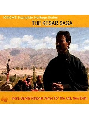 The Kesar Saga: Intangible Heritage Series (DVD)