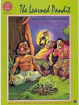 The Learned Pandit Tales told by Sri Ramakrishna