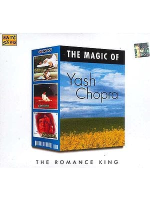 The Magic of Yash Chopra (The Romance King) (Set of Two Audio CDs)