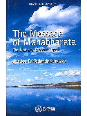 The Message of Mahabharata