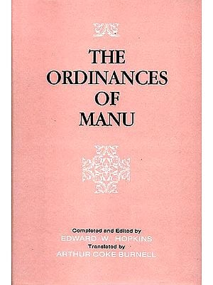 The Ordinances of Manu