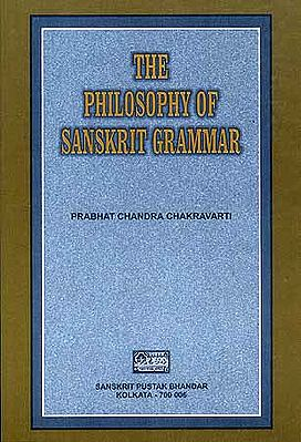 The Philosophy of Sanskrit Grammar