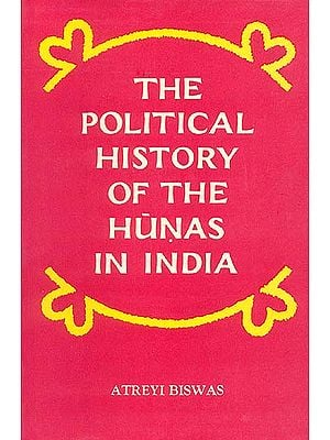 The Political History of the Hunas in India