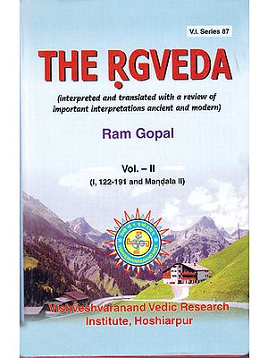 The Rgveda (Volume II)