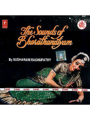 The Sounds of Bharathanatyam <br>(Audio CD)