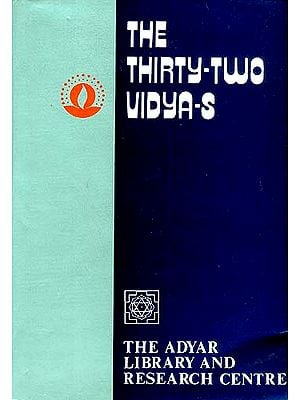 The Thirty-Two Vidya-s