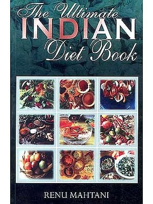 The Ultimate INDIAN Diet Book