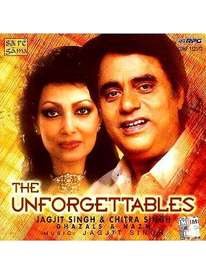 The Unforgettables (Ghazal & Nazm) (Audio CD)