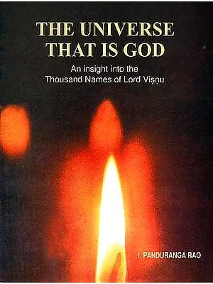 THE UNIVERSE THAT IS GOD: An Insight into the Thousand Names of Lord Visnu (Commentary on Vishnu Sahasranama)