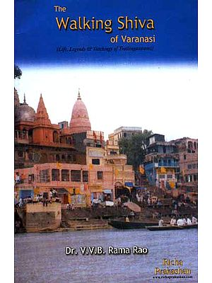 The Walking Shiva of Varanasi