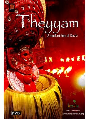 Theyyam… A Ritual Art Form of Kerala (DVD Video)