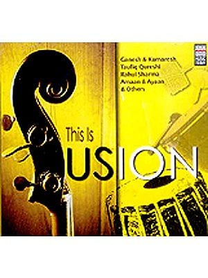 This is Fusion (Audio CD)