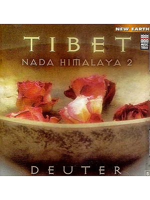 Tibet (Nada Himalaya 2) (Audio CD)