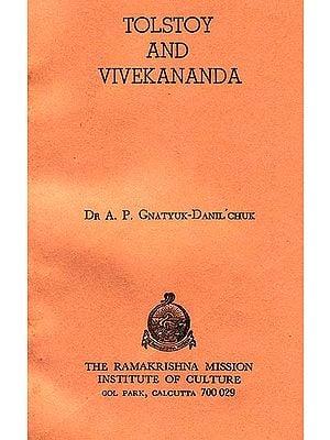 Tolstoy and Vivekananda