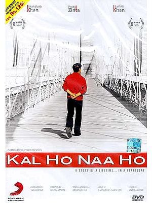 Tomorrow May or May Not Be: A Story of a Lifetime…In A Heartbeat (Hindi Film DVD with English Subtitles) (Kal Ho Naa Ho)