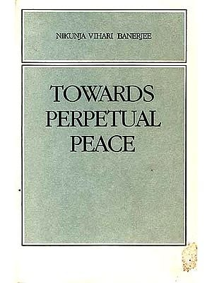 Towards Perpetual Peace