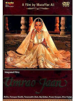 Umrao Jaan - The Story of the Lonely Courtesan (DVD with English Subtitles)