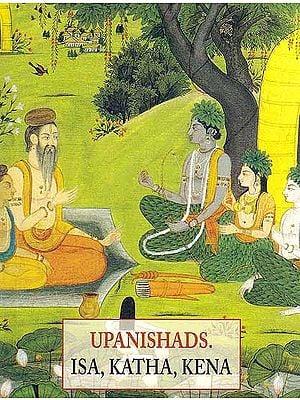 Upanishads Isa, Katha, Kena (Spanish)