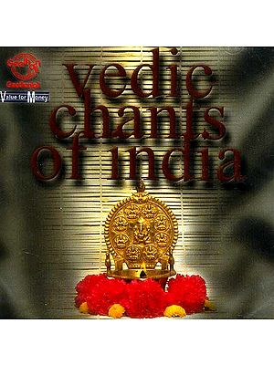 Vedic Chants of India (Audio CD)