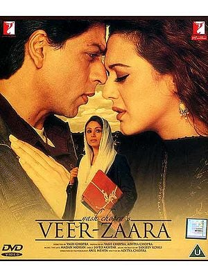 Veer and Zaara: A Charismatic Love Story set in India and Pakistan (DVD with Optional Subtitles in English, Arabic, Spanish, Hebrew  and Dutch)
