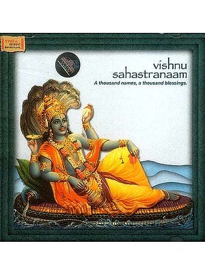 Vishnu Sahastranaam (A Thousand Names, A Thousand Blessings) (Audio CD)