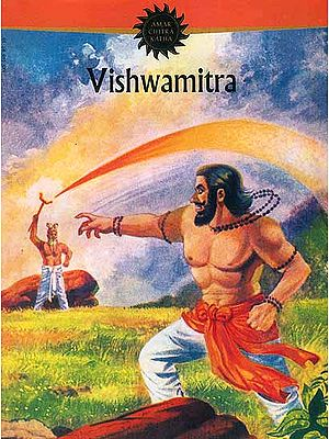 Vishwamitra (Paperback Comic Book)