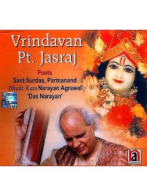 Vrindavan by Pt. Jasraj (Audio CD)