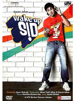 Wake Up SID: The Coming of Age of an Unfocussed, Lazy and Wealthy Boy (Hindi Film DVD with English Subtitles)
