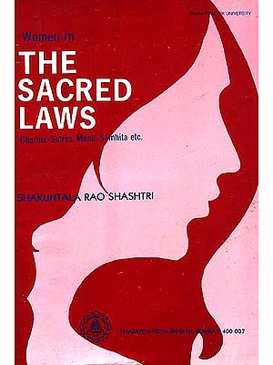 Women In The Sacred Laws