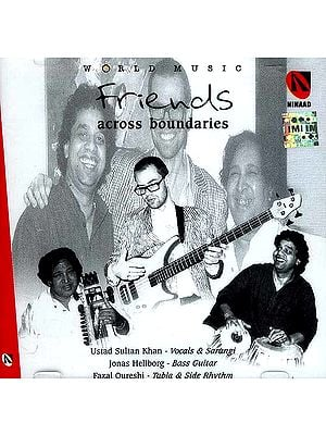 World Music Friends Across Boundaries (Audio CD)