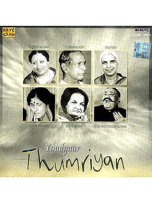 Yaadgaar Thumriyan (Audio CD)