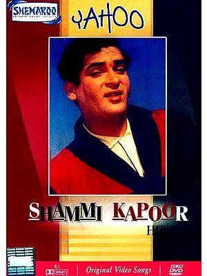 Yahoo: Shammi Kapoor Hits  (Best Songs of the 'Chocolate' Hero of India Cinema DVD with English Subtitles)