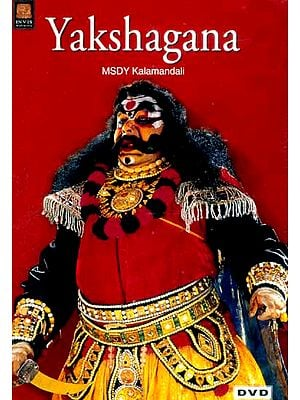 Yakshagana (MSDY Kalamandali) (DVD Video)